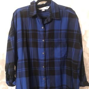 COPY - Old Navy Flannel Top